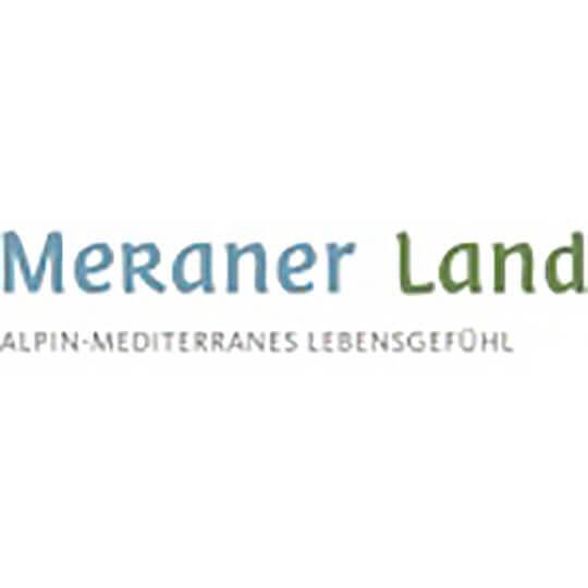 Logo zu Meraner Land - Alpin-mediterrane Lebensqualität