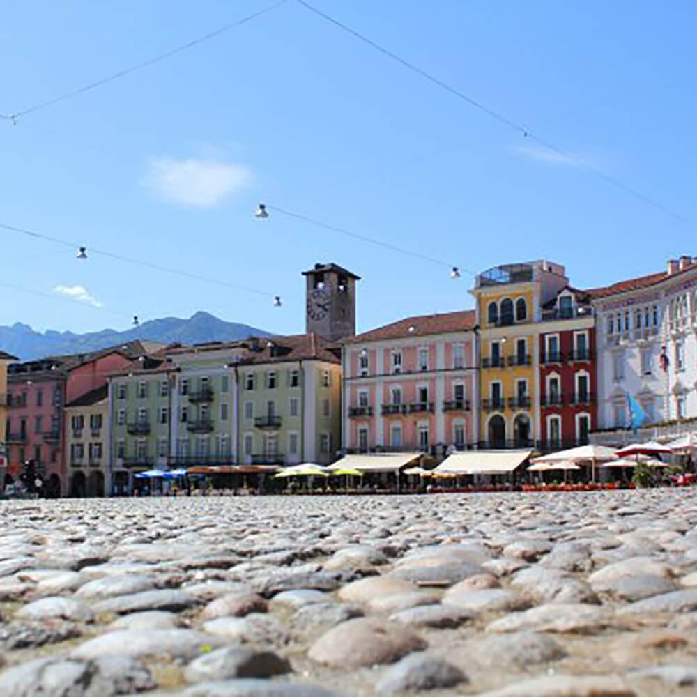 Ascona Locarno Tourismus