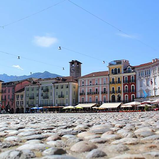 Vorschaubild zu Ascona Locarno Tourismus