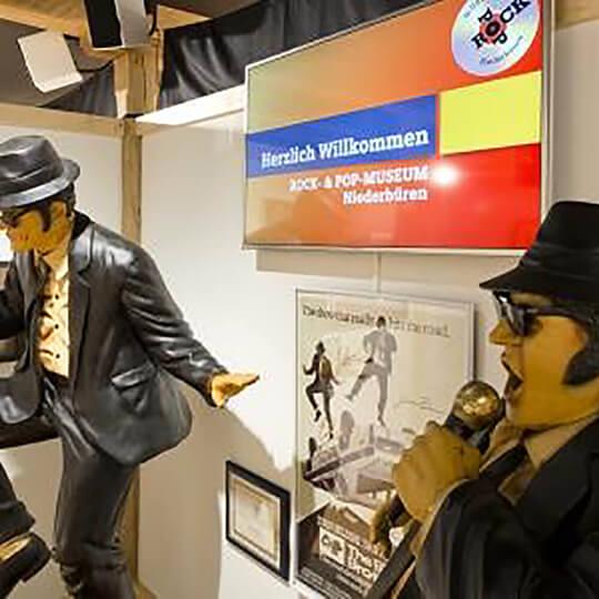 Vorschaubild zu Rock- & Pop-Museum Niederbüren