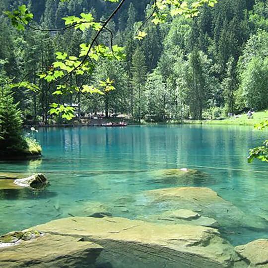 Vorschaubild zu Blausee und Naturpark Blausee