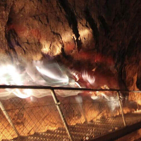 Mines d'asphalte de La Presta in Travers 10