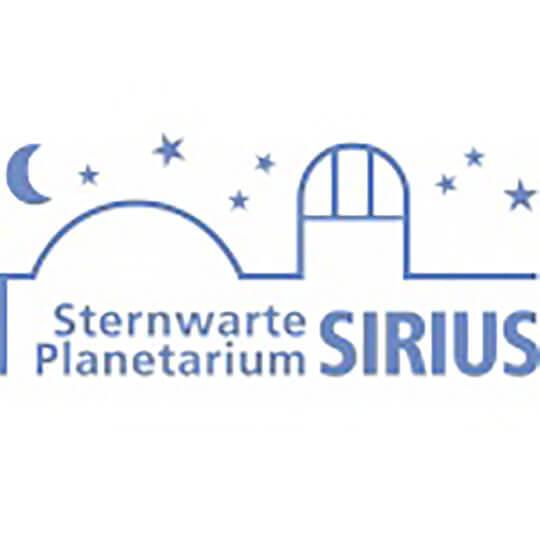 Logo zu Sternwarte - Planetarium SIRIUS