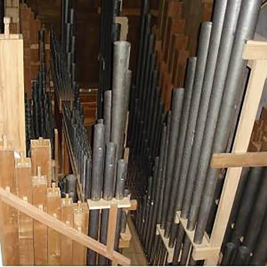 Musée Suisse de l'orgue Roche