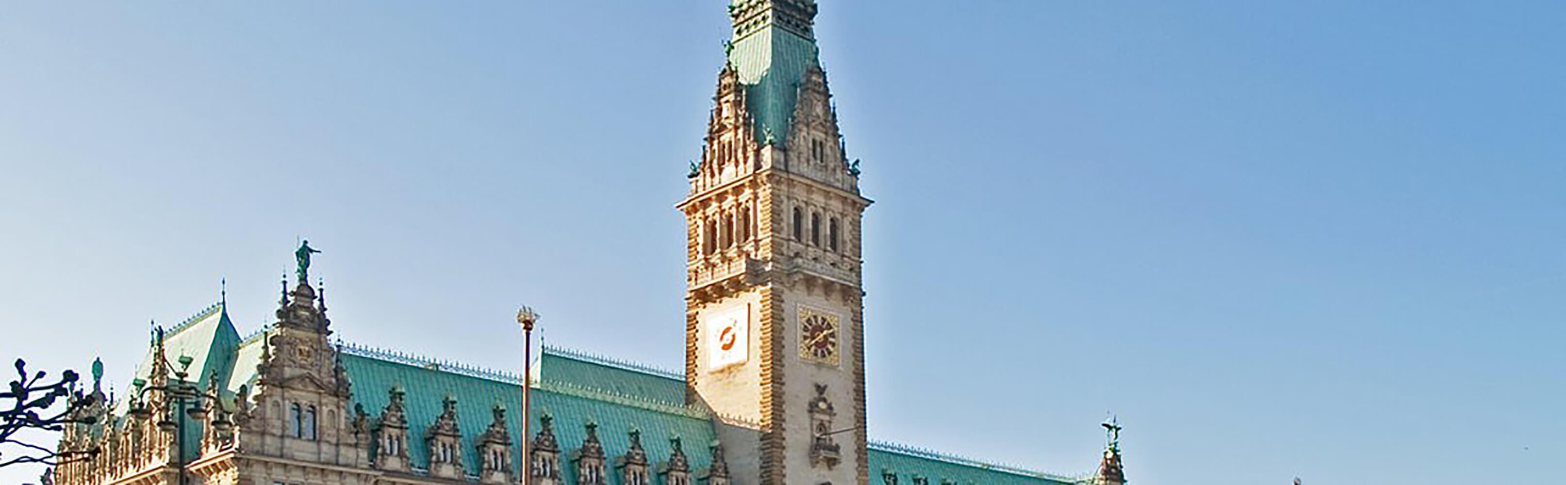 Hamburger Rathaus 1