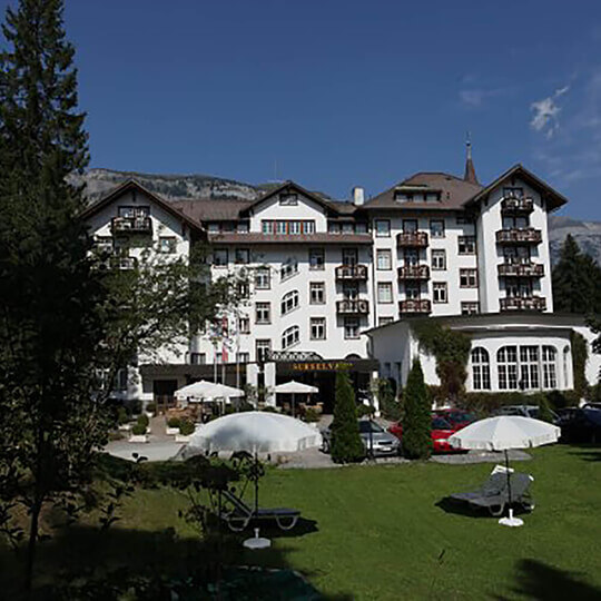 Flims - Sunstar Alpine Hotel Flims