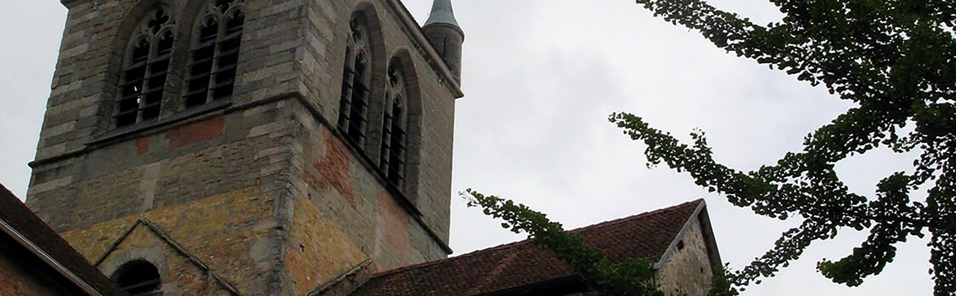 Abteikirche aus dem 11. Jahrhundert 1