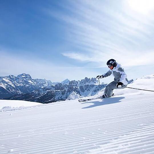 Vorschaubild zu Dolomiti Superski
