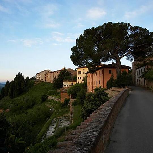 Vorschaubild zu Castelfalfi - eine Perle im Herzen der Toskana