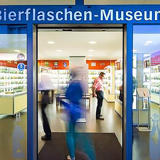 Vorschaubild zu Bierflaschenmuseum St. Gallen