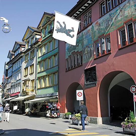 Ferien im Appenzellerland