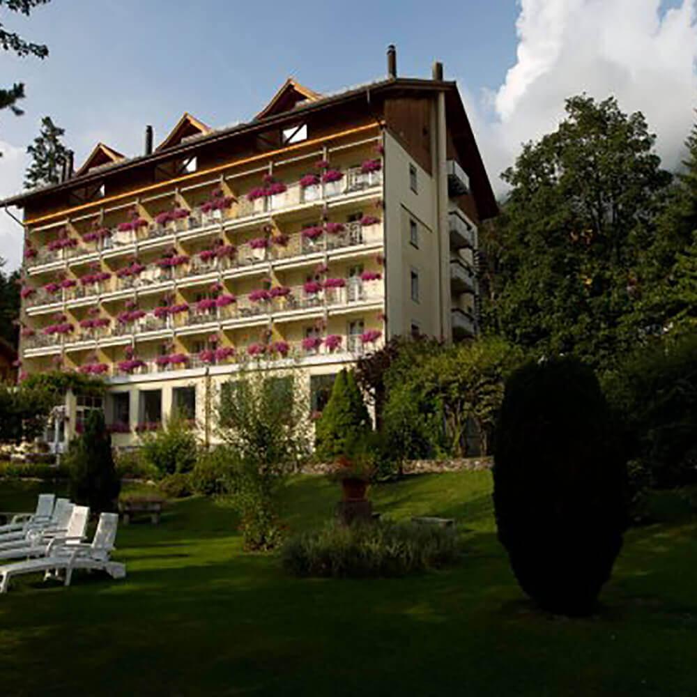 Wanderferien in der Jungfrau Region