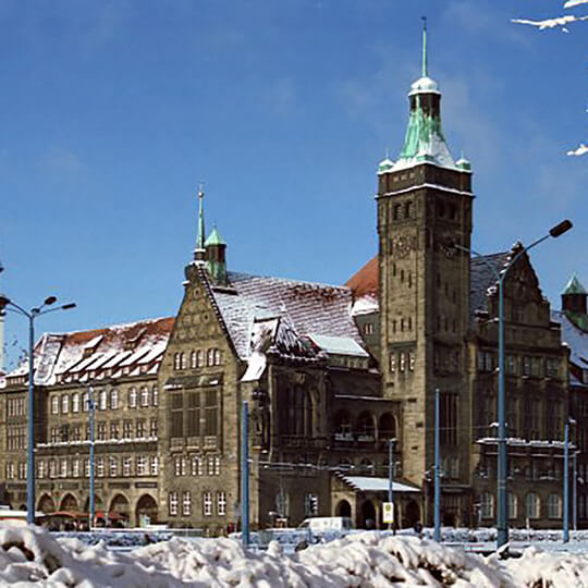 Vorschaubild zu Altes Rathaus Chemnitz