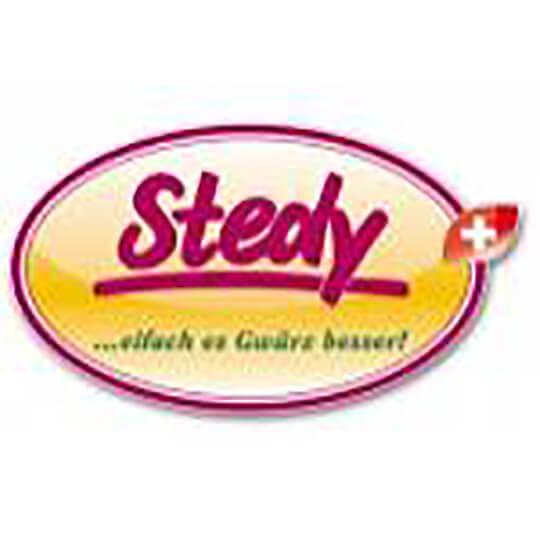 Logo zu Stedy Gewürz AG, Weinfelden