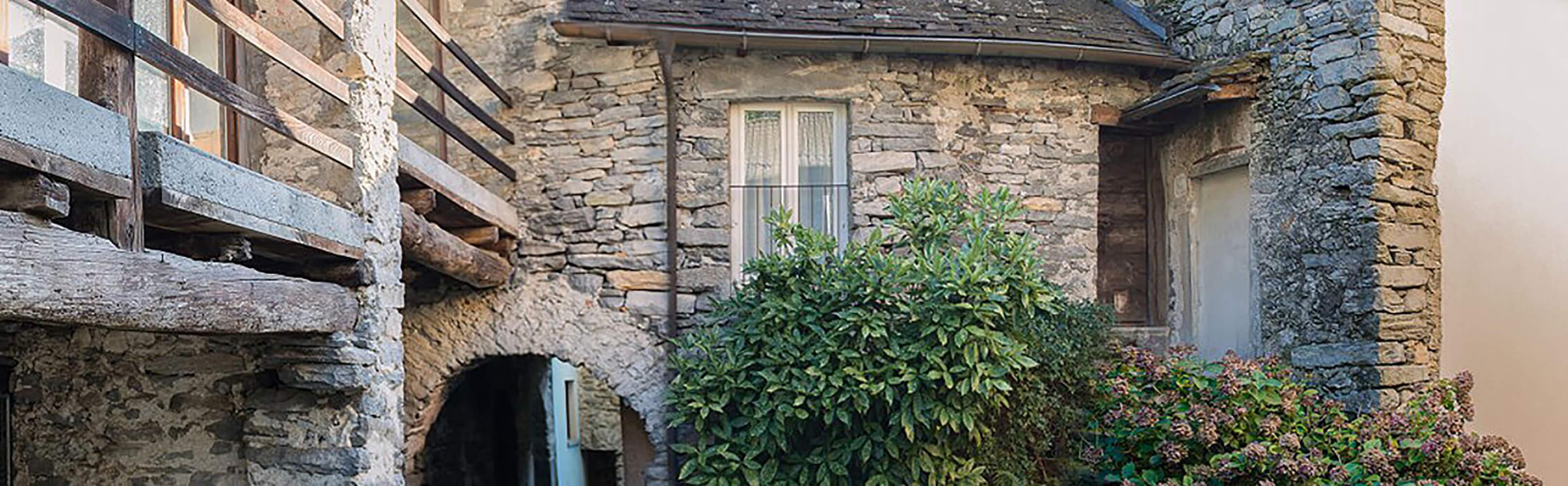 Casa Peri - Rustico im Tessin 1