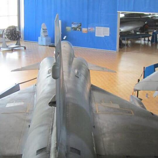 Clin d'Ailes - Musée de l'aviation militaire de Payerne 10