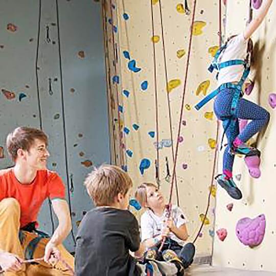 Vorschaubild zu Kletterhalle St.Gallen
