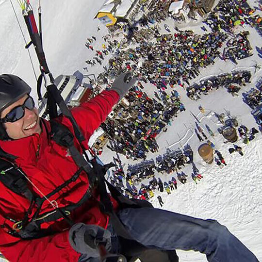 Air-Davos Paragliding 10