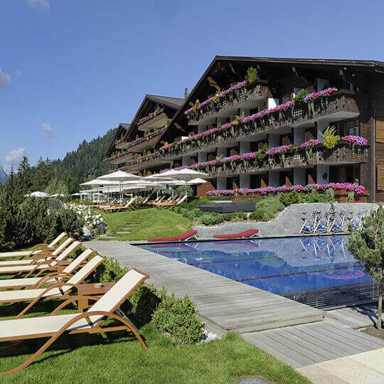 Wellness- & Spa-Hotel Ermitage 10