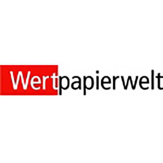 Logo zu Wertpapierwelt - Museum für historische Aktien