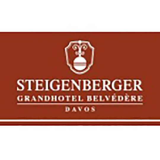 Logo zu Steigenberger Grandhotel Belvédère - Dem Himmel ganz nah