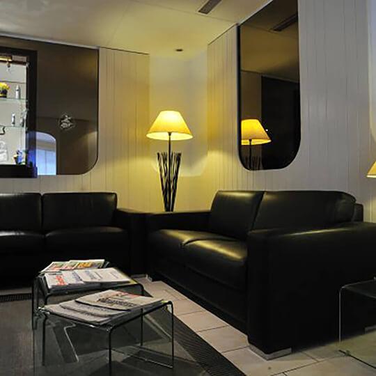 Vorschaubild zu Klein, fein und sehr persönlich! Hotel Balegra Basel