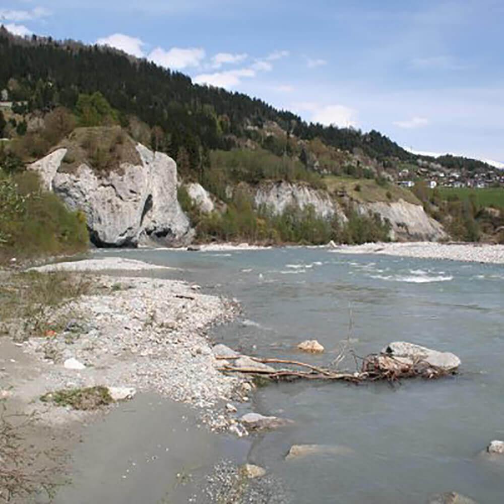 Wunderschöner Vorderrhein