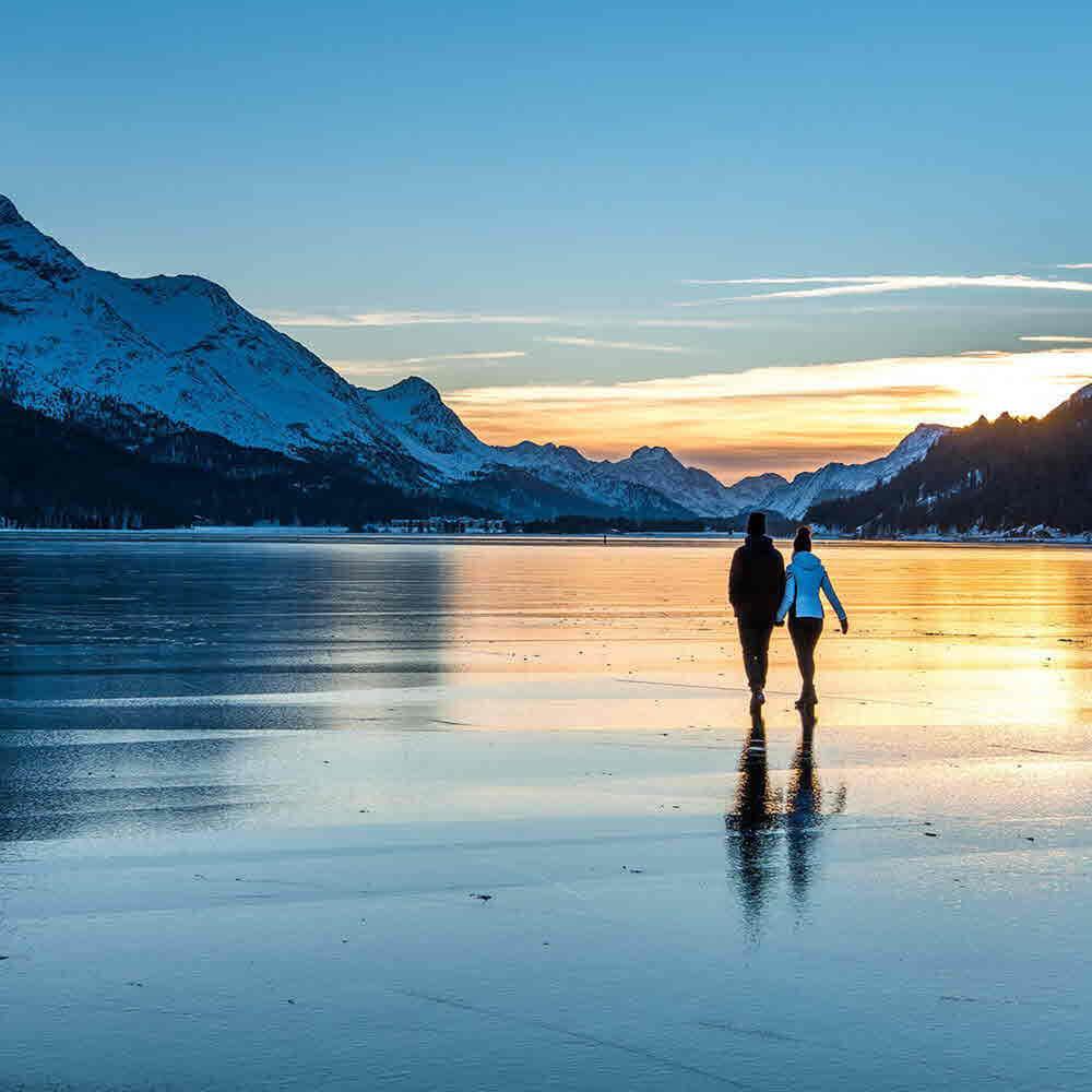 Vorschaubild zu Engadin St. Moritz - Winterwandern