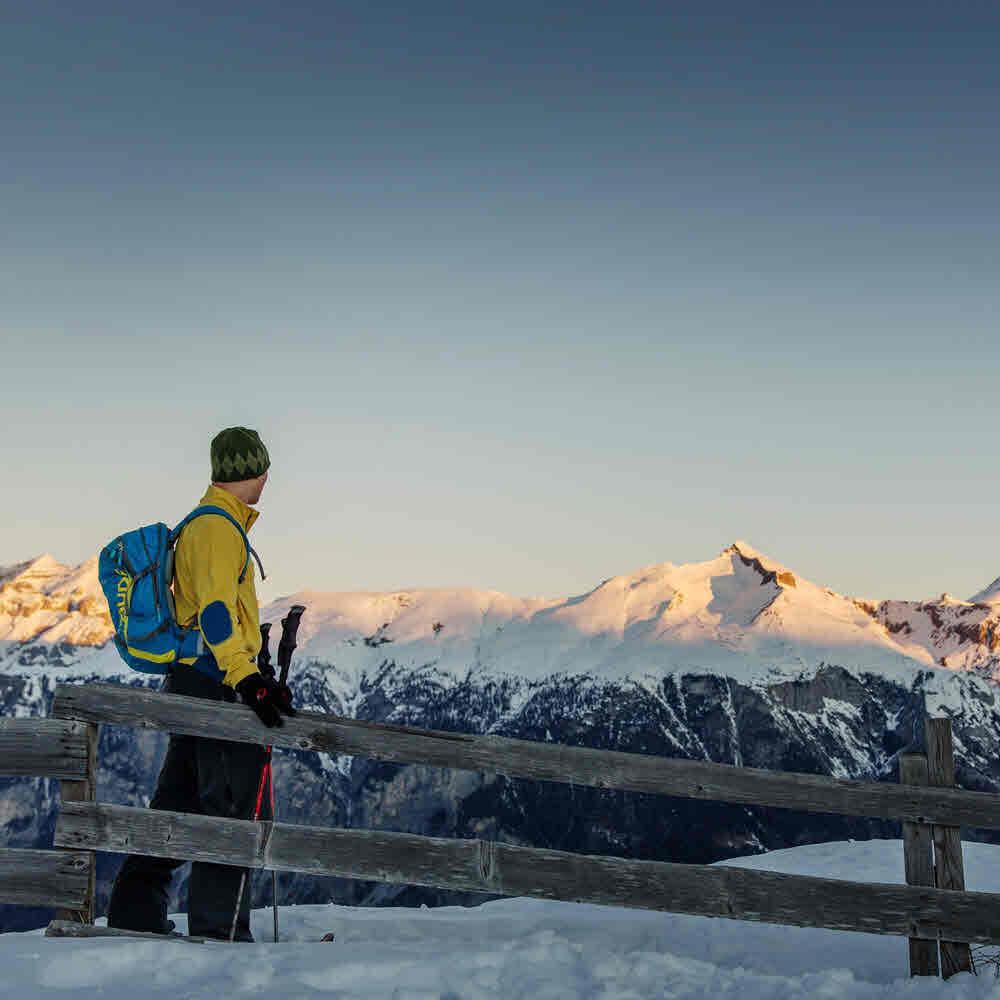 Vorschaubild zu Schneeschuh-Arena Dreibündenstein