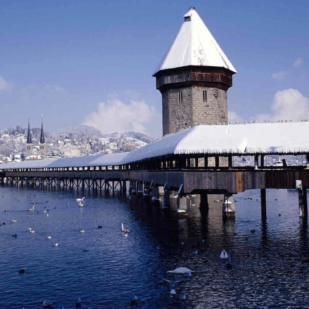 Vorschaubild zu Luzern - Die Stadt. Der See. Die Berge.