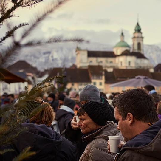 Vorschaubild zu Solothurn und Umgebung