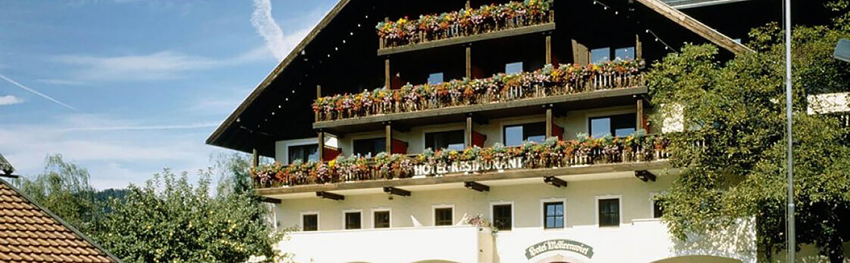 Naturidyll Hotels in Österreich und Südtirol 1