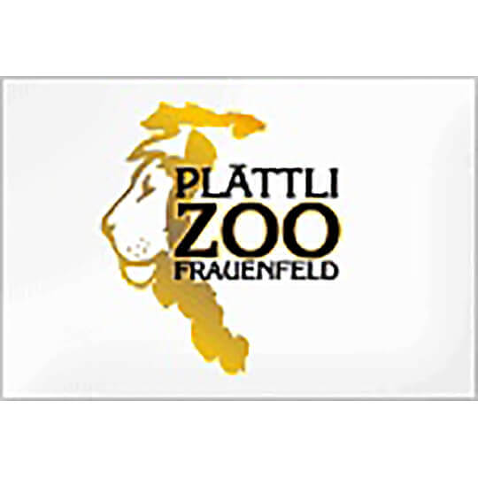 Logo zu Plättli Zoo in Frauenfeld