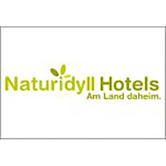 Logo zu Naturidyll Hotels in Österreich und Südtirol