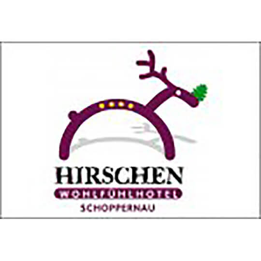 Logo zu Hirschen Wohlfühlhotel