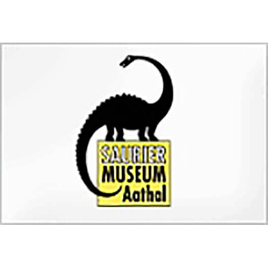 Logo zu Sauriermuseum Aathal