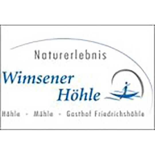 Logo zu Naturerlebnis Wimsener Höhle