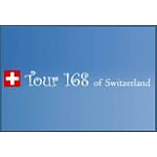 Logo zu Tour 168 of Switzerland GmbH