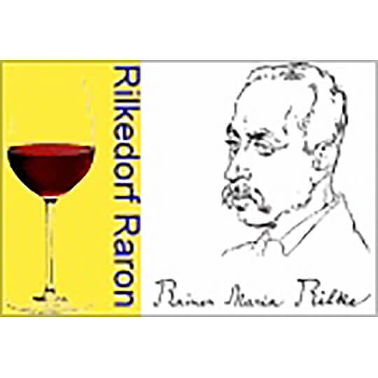 Logo zu Wandern auf Rilkes Spuren