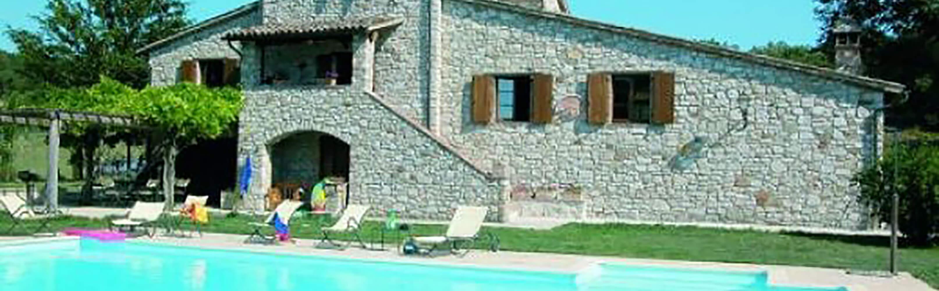 Cuendet Toscana Ferienhäuser mit Atmosphäre 1