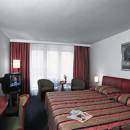 Vorschaubild zu Astra Hotel